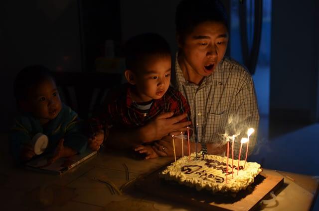 Happy birthday, dear Dad!