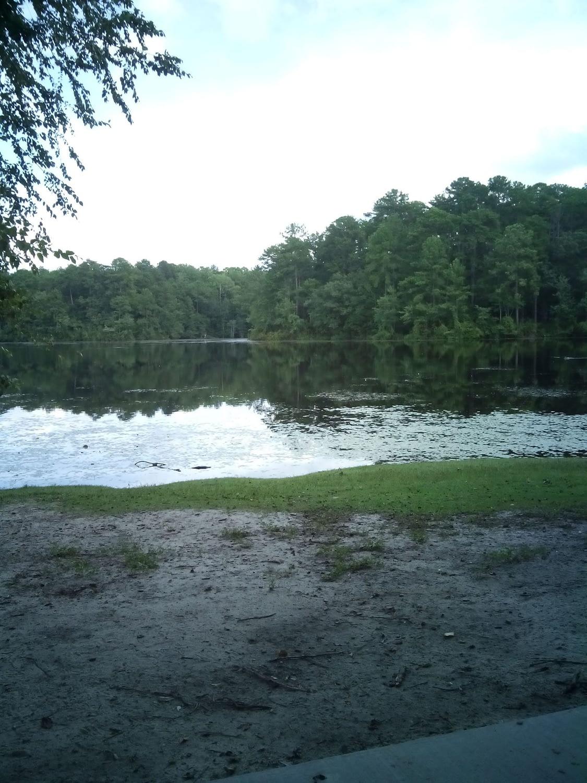 漂亮的大湖
